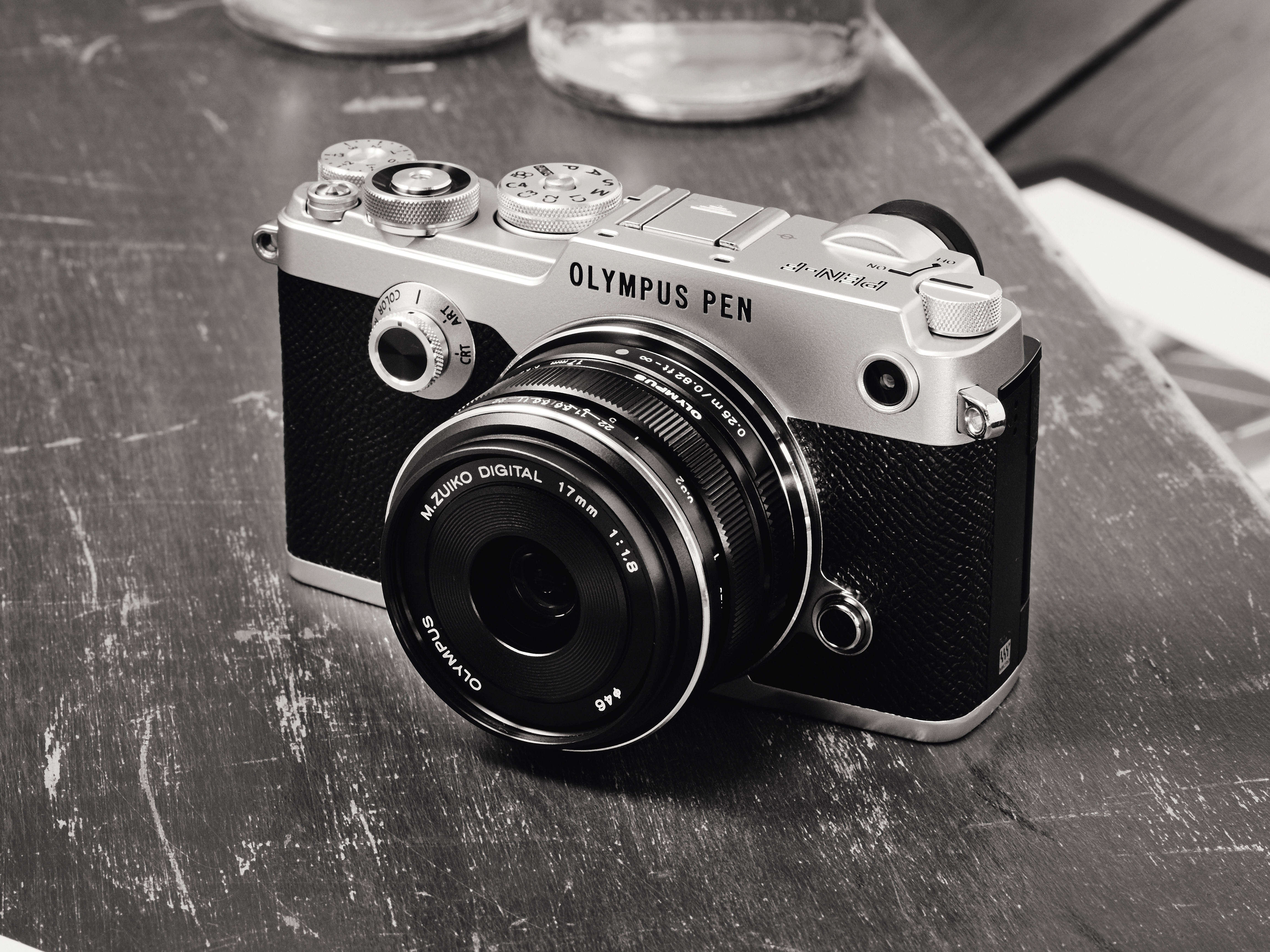 olympus pen f high end camera performance never looked or felt so