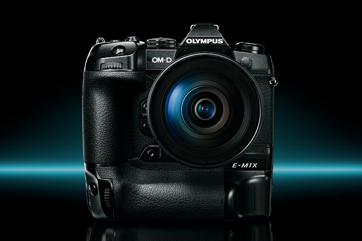 New OM-D E-M1X takes professional user needs in focus with enhanced  reliability and performance - Olympus EMEA