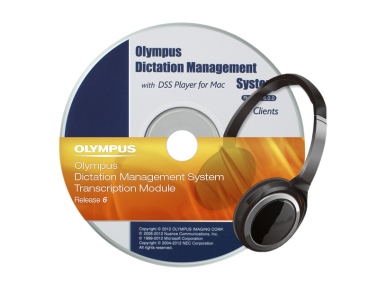 ODMS ‑ Transcription Module, Olympus, Transcription Software