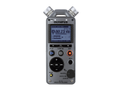 LS-12, Olympus, Audio Recording