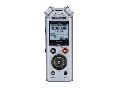 LS‑P1, Olympus, Audio Recording