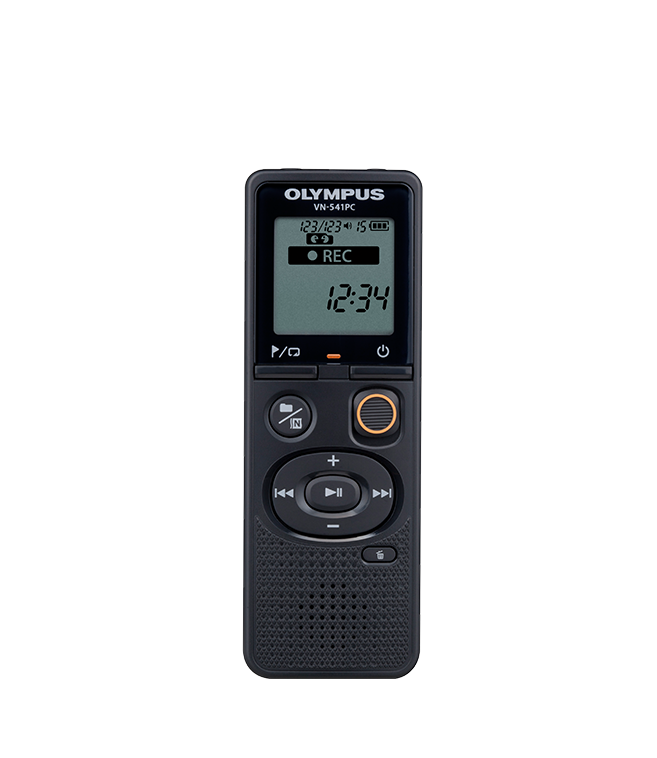 d869398baf5 VN‑540PC/VN‑541PC - Notetakers ; Portable Voice Recorders - Audio ...